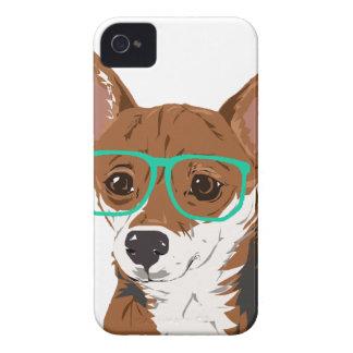 Coque iPhone 4 Case-Mate Stanley le mélange de chiwawa