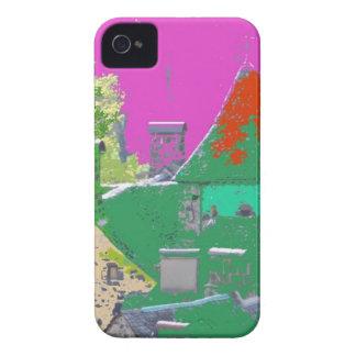 Coque iPhone 4 Case-Mate stvincent-couleurs aleatoires