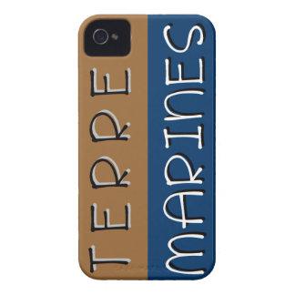 Coque iPhone 4 Case-Mate Terres marines