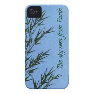 Coque iPhone 4 Case-Mate the sky seen from earth