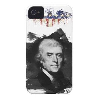 Coque iPhone 4 Case-Mate Thomas Jefferson