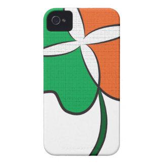Coque iPhone 4 Case-Mate Trèfle irlandais