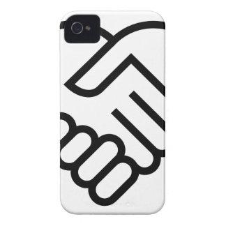 Coque iPhone 4 Case-Mate Unissez ensemble les mains