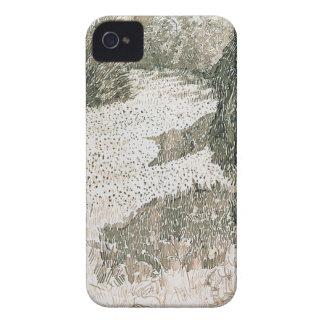 Coque iPhone 4 Case-Mate Vincent van Gogh | le coin du parc, 1888