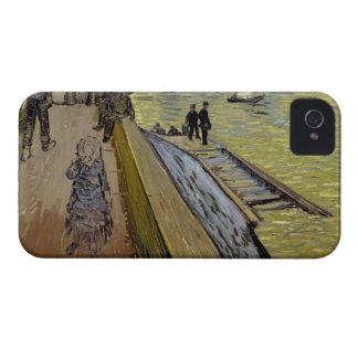 Coque iPhone 4 Case-Mate Vincent van Gogh | Le Pont de Trinquetaille Arles