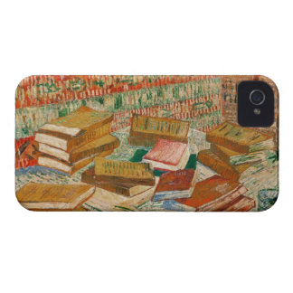 Coque iPhone 4 Case-Mate Vincent van Gogh | les livres jaunes, 1887