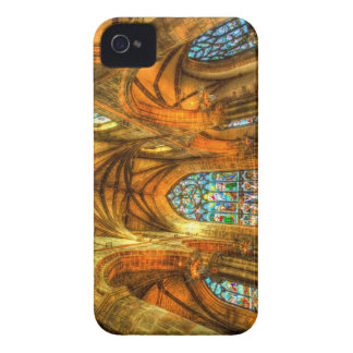 Coque iPhone 4 Cathédrale Edimbourg Ecosse de St Giles