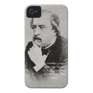 Coque iPhone 4 Charles Louis Ambroise Thomas 1865