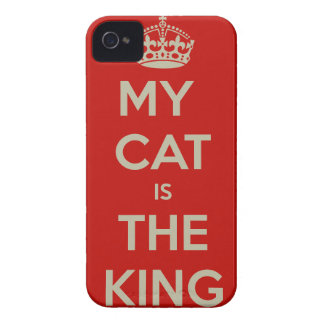 Coque iPhone 4 Chat Qoute
