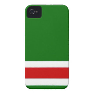 Coque iPhone 4 CHECHNYA flag blackberry case