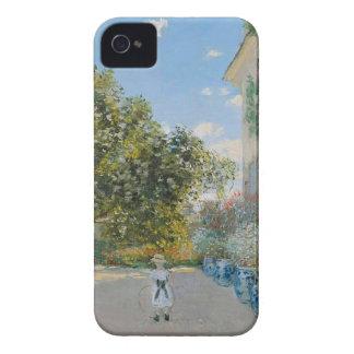 Coque iPhone 4 Claude Monet - la Chambre d'artistes à Argenteuil
