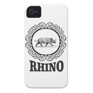 Coque iPhone 4 club de rhinocéros