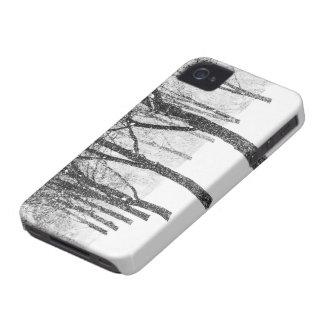 Coque iPhone 4 comme je dégrossis avec des arbres