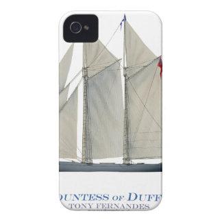 Coque iPhone 4 Comtesse 1876 de Dufferin