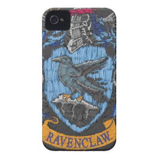 Coque iPhone 4 Crête de Harry Potter   Ravenclaw - détruite
