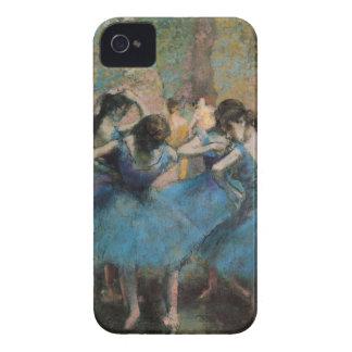 Coque iPhone 4 Danseurs d'Edgar Degas | dans le bleu, 1890