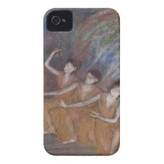 Coque iPhone 4 Danseuses d'Edgar Degas | Trois