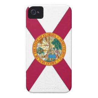 Coque iPhone 4 Drapeau d'état de la Floride