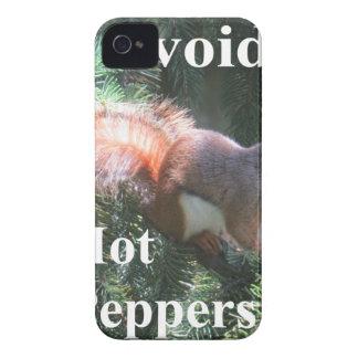 Coque iPhone 4 Écureuil rouge de queue