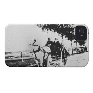 Coque iPhone 4 Edgar Degas | Edgar Degas et un ami