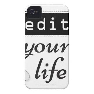 Coque iPhone 4 Éditez votre vie
