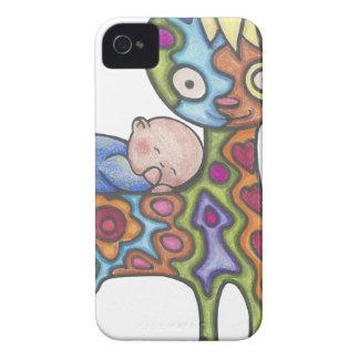 Coque iPhone 4 Elixir et bébé