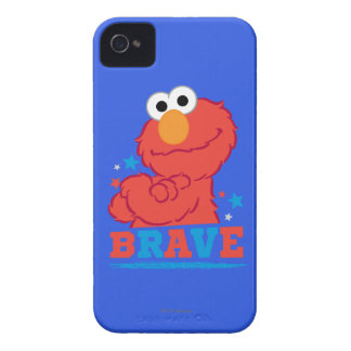 Coque iPhone 4 Elmo courageux