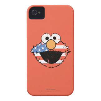 Coque iPhone 4 Elmo patriote - affligé