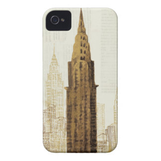 Coque iPhone 4 Empire State Building NYC