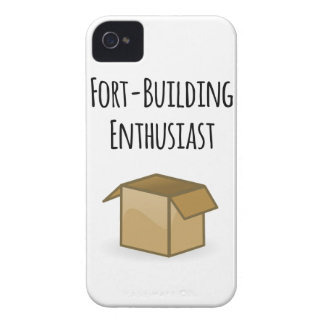 Coque iPhone 4 Enthousiaste de Fort-Bâtiment