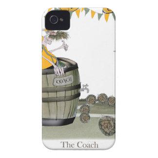 Coque iPhone 4 entraîneur de football américain australien