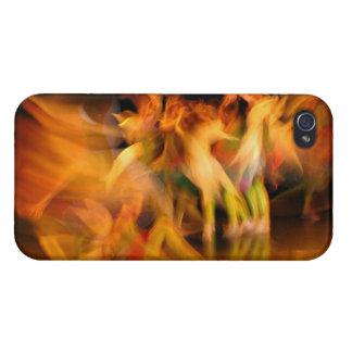 COQUE iPhone 4 ET 4S COQUE IPHONE4 LES DANSEUSES