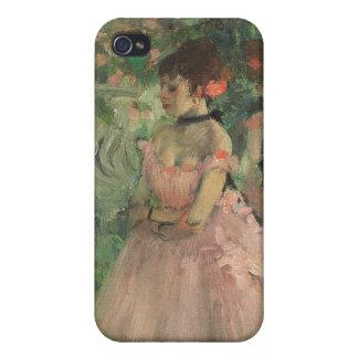 Coque iPhone 4 Et 4S Danseurs d'Edgar Degas | à l'arrière plan,
