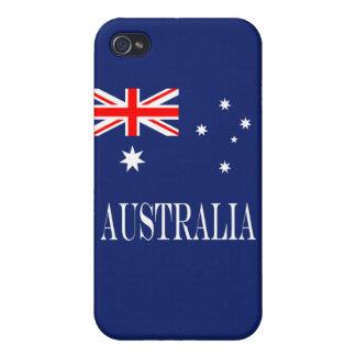 Coque iPhone 4 Et 4S Drapeau de l'Australie