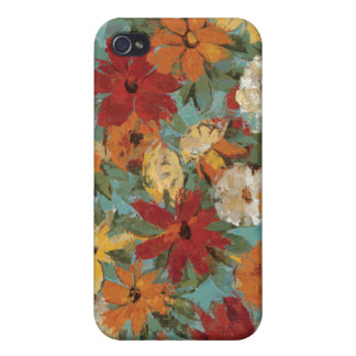 Coque iPhone 4 Et 4S Jardin expressif lumineux