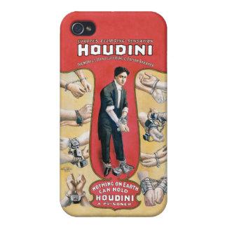 Coque iPhone 4 Et 4S Roi de menotte de Houdini