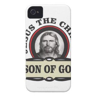 Coque iPhone 4 fils de jc d'un dieu