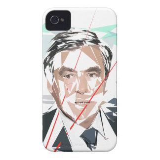 Coque iPhone 4 Francois Fillon avant pénéloppe gate