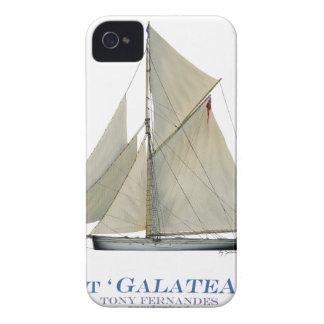 Coque iPhone 4 Galatea 1886