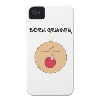 Coque iPhone 4 Grincheux né