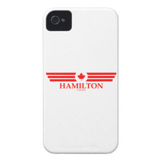 COQUE iPhone 4 HAMILTON