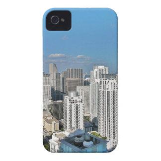 Coque iPhone 4 Horizon de Miami la Floride