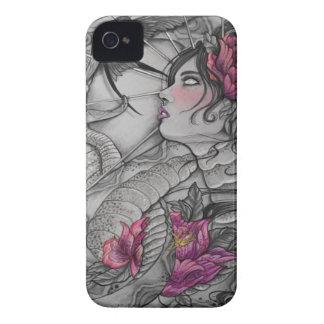 Coque iPhone 4 Il l'a aimée le mostUntitled_Artwork