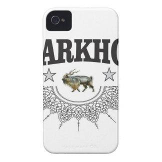 Coque iPhone 4 illustration de bête de zoo