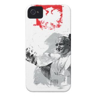 Coque iPhone 4 John Paul le deuxième