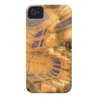 Coque iPhone 4 La cathédrale Manhattan New York de St Patrick
