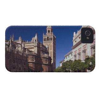 Coque iPhone 4 La Giralda de Séville, Espagne |