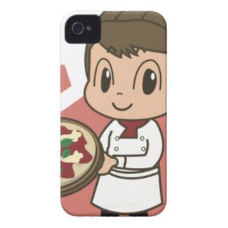 Coque iPhone 4 La livraison de pizza