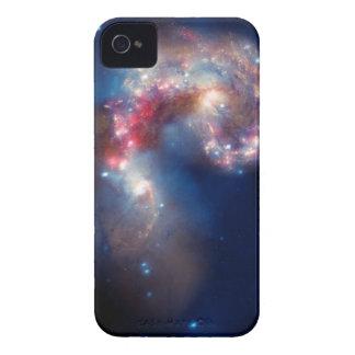 Coque iPhone 4 La NASA de galaxies d'antennes de NGC 4038