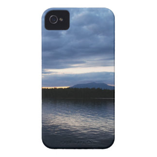 Coque iPhone 4 Lac Maine Katahdin Millinocket de bâti au